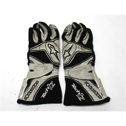 Garage Sale - Alpinestars Tech 1 Start Driving Gloves, Black, Size Large