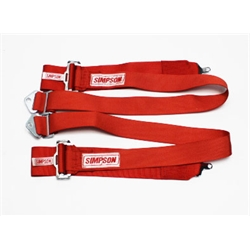 Garage Sale - Simpson Hans Device Shoulder Harnesses - Cam Lock