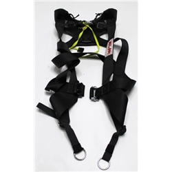 Garage Sale - Simpson Racing Hybrid Sport Head and Neck Restraint, Sliding Tether, Size XL