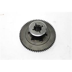 Garage Sale - Brinn 79130 Small Block Chevy Steel Flywheel, 1 Piece Main, 1986-Up