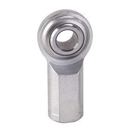 Standard Steel Heim Rod End, 3/16 Inch (10-32) LH Female