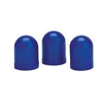 Auto Meter 3207 Gauge Light Bulb Covers, Blue, 3 Pack