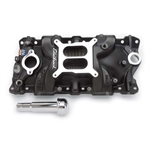 Edelbrock 27033 Performer EPS Intake Manifold, Small Block Chevy