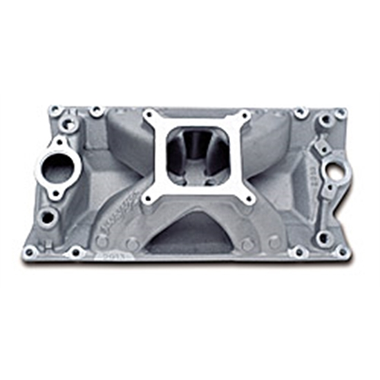 Edelbrock 29131 Super Victor Series Intake Manifold, Chevy