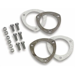 Hooker 11425HKR Super Competition Collector Ring Kit, 2.5 In. Diameter