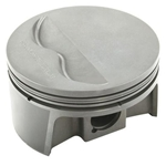 MAHLE Small Block Chevy 383 Flattop Powerpak Pistons, 5.7 Inch Rods