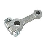 Stromberg 97-Style Extended Throttle Shaft Arm