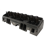 RHS Pro Action Chevy Cast Iron Cylinder Heads-Straight Plug 50cc, Race