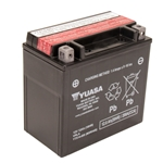 Henchcraft Chassis Mini Lightning Sprint Yuasa YTX14-BS Racing Battery