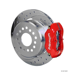 Wilwood 140-9282-ZR FDL Rear Brake Kit, Small Ford 2.50 Off