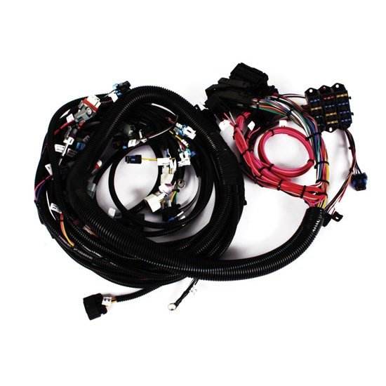speedway 2007-2008 ls2/ls3/ls7 engine wiring harness ls2 engine gm wiring harness ls2 engine swap wiring harness