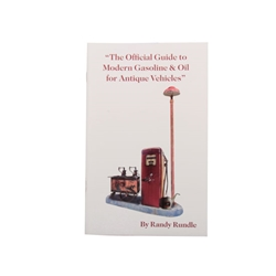 Book - Official Guide to Modern Gasoline and Oil for Antique Vehicles