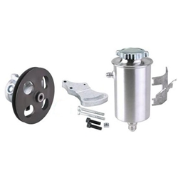 Power Steering Pump Combo, -8 AN Fittings