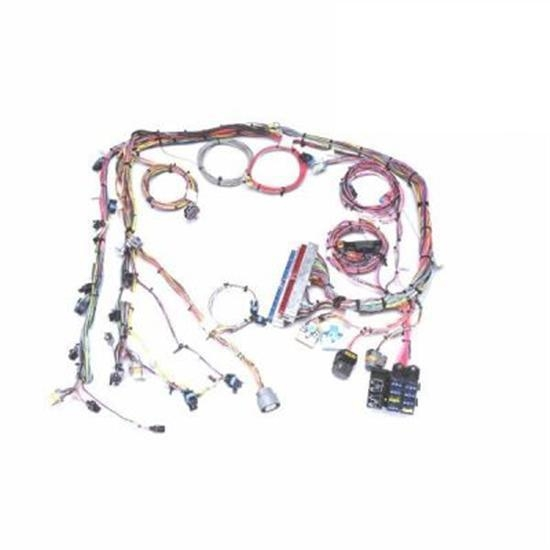 speedway gm engine wiring harness 1999 02 ls1 shipping painless wiring 60217 1999 2005 gm vortec engine harness