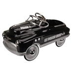 Murray Comet Style Pedal Car, Police Edition