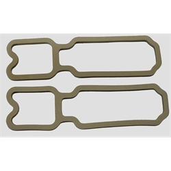 SoffSeal 51861 Tail Light Lens Gaskets for 1966 Chevelle, Pair