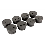 Fuel Injection Wash Plugs, 2-3/16 Inch, Set/8