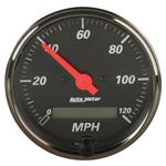 Auto Meter 1488 Black Electric Speedometer Gauge
