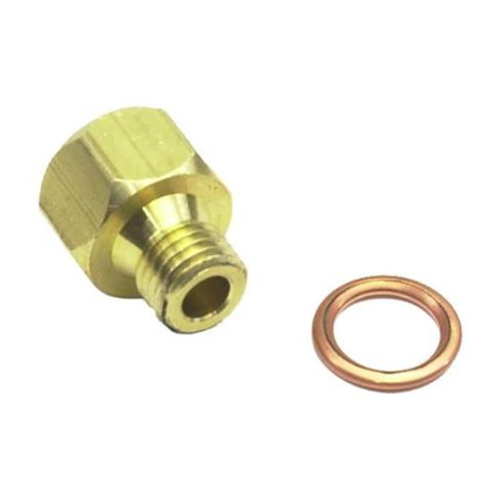 Auto Meter 2277 LS1 Water Temperature Sender Adapter