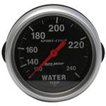 Auto Meter 3432 Sport Comp Water Temperature Gauge