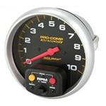 Auto Meter 6801 Pro-Comp In-Dash 5 Inch Monster Tach w/ Recall