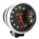 Auto Meter 6809 Pro-Comp Pedestal Mount 5 Inch Monster Tach w/ Recall