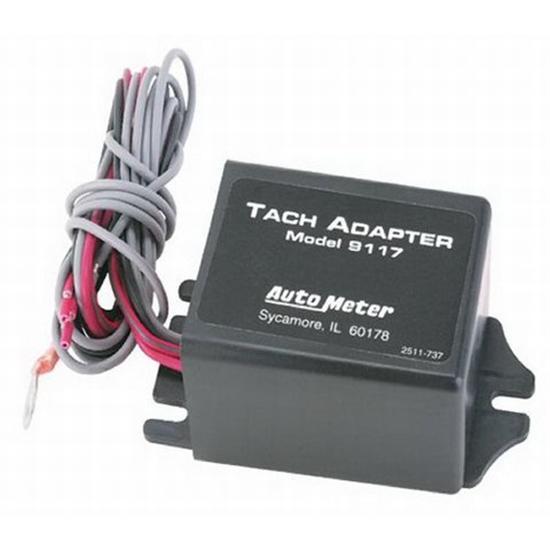 Auto Meter 9117 Tachometer Signal Adapter  Distributorless
