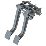 Afco 6.25:1 Forward Mount Forged Aluminum Pedals
