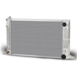 AFCO 80104LWN Lightweight Double Pass RH Radiator, Scirrocco