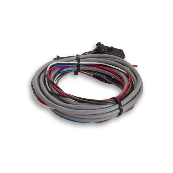 auto meter wiring harness auto meter 5232 wiring harness for wideband air/fuel pro ...