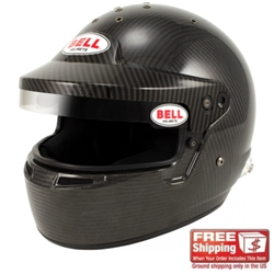 Bell Helmet HP5 Advanced Series Touring Carbon Fiber Helmet