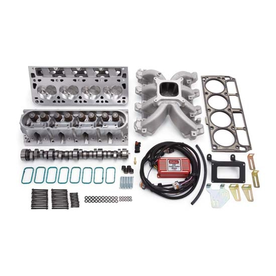 Edelbrock 2081 Power Package Top End Engine Kit, 5.7L LS1