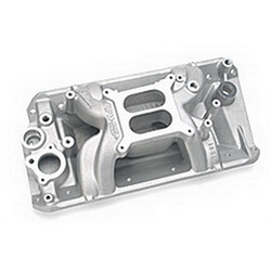 Edelbrock 75301 RPM Air Gap AMC Intake Manifold, AMC 290/343/390