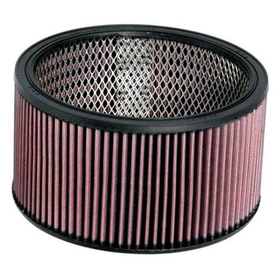 K&N Filters E-3650 Replacement Element for Velocity Stack, 9 x 5 Inch