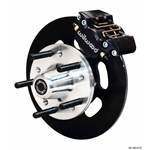 Wilwood 140-1012 DLS Front Drag Brake Kit, 1971-80 Pinto/Mustang II