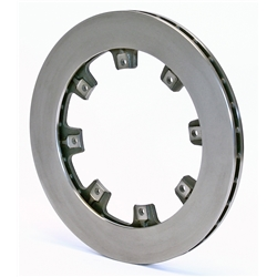 Wilwood 160-6984 ULHP 32 V Iron Rotor, 12.19 Inch