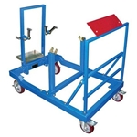 Standard Portable Test Engine Stand