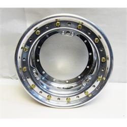 """Garage Sale - 10"""" x 3"""" Spline Outer Wheel Half"""
