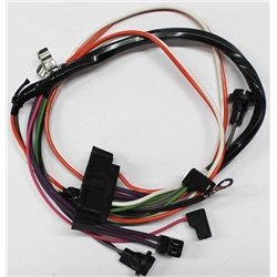 M&H Electric 11945 Center Console Auto Trans Wire Harness, 1968 Camaro