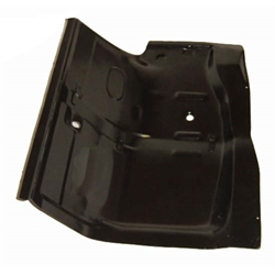 Sherman 705-45CL Full Size LH Floor Pan Under Rear Seat