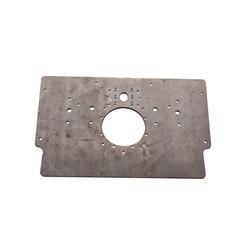 Steel Long Standard Motorplate for Sprint Racing Small Block Chevy