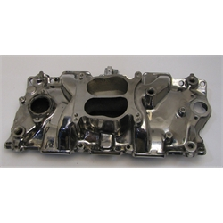 Garage Sale - 1957-1986 S/B Chevy Power + Intake Manifold - Chrome