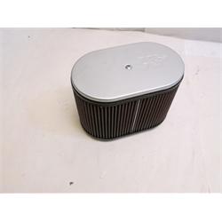 Garage Sale - K&N Dual Injector Filter, 2-3/8 Inch
