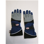 Garage Sale - Bell Vision II Gloves, Blue, Size M