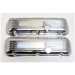 Garage Sale - Ansen Big Block Chevy Valve Covers - Polished