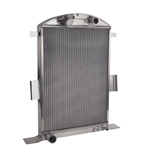 AFCO 1935 Ford Aluminum Radiator, Ford Engine