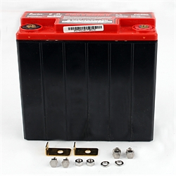 Odyssey Batteries PC680 12-Volt AGM Battery, 7.27 x 3.11 x 6.67 Inch