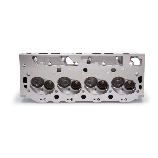 Edelbrock 60447 performer rpm cylinder head big block for Rpm motors lincoln ne