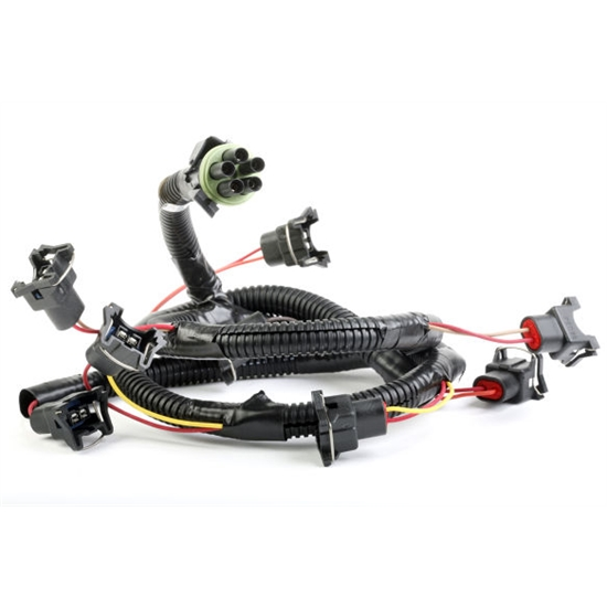 holley 534 131 replacement fuel injector wiring harness ford 5 0l holley 534 131 replacement fuel injector wiring harness ford 5 0l v8