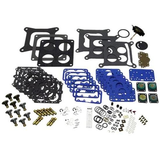 Holley 37-1539 4150 4 Barrel Alcohol Carburetor Rebuild Master Kit